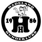 Hadeland-hundekulbb-logo